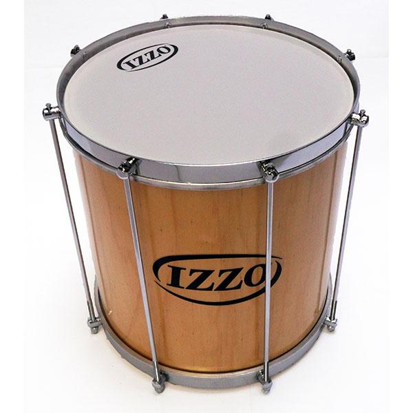 Repinique, repique caixas (snare drums)